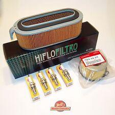 Kit de servicio de motor Honda CB750F CB900F DOHC cuatro tapones de filtro aire aceite. KIT034.