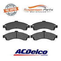 4 Disc Brake Pads (Front) Ceramic For Chevrolet SSR Trailblazer EXT Fits 02-05