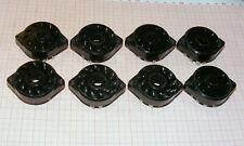 Socket for tube NIXIE LC-516 DOLAM or IN-1 rus - BLACK [U]