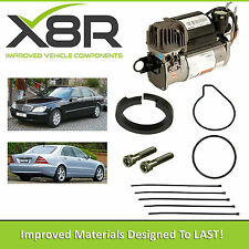 Mercedes S Class W220 WABCO AIR SUSPENSION COMPRESSOR PISTON RING REPAIR FIX KIT
