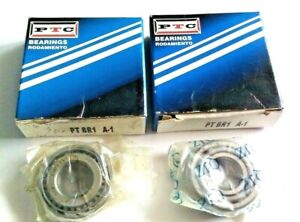 Wheel Bearing and Race Set Front/Rear Outer PAIR (2) PTC PTA1