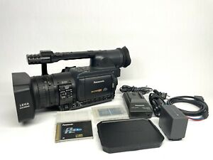 Panasonic HVX200  - With P2 Cards, Battery, Charger - Great Condition - Tested