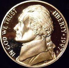 1997-S Jefferson Nickel Gem Proof Uncirculated