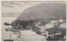 Wales postcard - Traethsaith
