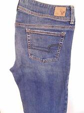 American Eagle Kickboot Stretch Juniors Jeans Size 12 (488)