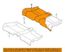 AUDI OEM 04-09 A4 Quattro Rear Seat-Cushion Cover 8H0885405NRF