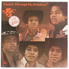 The Jackson 5, Lookin' Through The Windows  Vinyl Record/LP *USED*