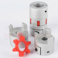 6.35mm Flexible Shaft Coupling Rigid CNC Stepper Motor Joint Coupler Connector