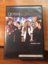 Gossip Girl Season 1 Disc 4 And 5 Episodes 13-18 (DVD) ...86