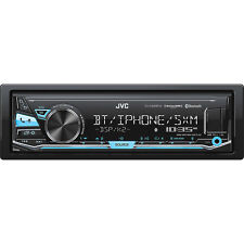 JVC KD-X340BTS Digital Media In-Dash Receiver with AM/FM Tuner & Bluetooth