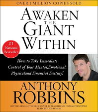 NEW 2 CD Awaken the Giant Within  Anthony Tony Robbins nlp