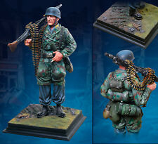 COLLECTORS SHOWCASE Fallschirmjager At Carentan 1/6 STATUE CS60003 PARATROOPER