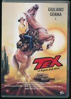 EBOND  Tex e il signore degli abissi DVD D557566