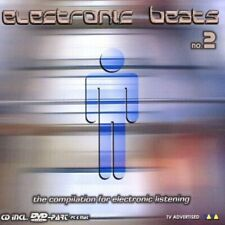 Electronic Beats 2 (2002) Fly, Classic Robots, M. One, Raizer, Beat Agent.. [CD]