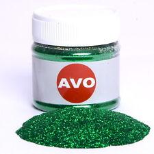 AVO Metal Flakes kelly grün 0,2mm für Effektlackierungen 25g  2510-26-25