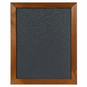 Rustic Wood Magnetic Decorative Wall Chalkboard -Writing Area 11x14,18x24,24x36""