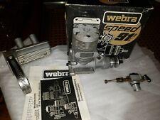 Webra Engine - Webra Speed 91 RC motor - NIB