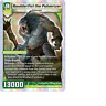 Kaijudo 1X BOULDERFIST THE PULVERIZER Super Rare S9/S10 13GAU Quest for Gauntlet