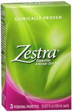 Zestra Essential Arousal Oils 3 Each