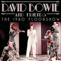 David Bowie : The 1980 Floorshow: The Complete 1973 Broadcast CD (2017)