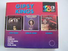 gipsy kings coffret 3 cd