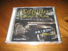 Lifestyles of the Slow & Low Prison Oldies CD - Carol Hughes Notations Black Ice