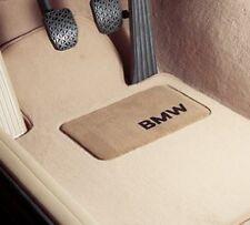 BMW X5 E70 Series Beige Carpet Floor Mat Set of 4 2007-2013 OEM