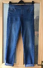 Miss Evie Blue Denim Leggings Jeans Age 13/14 Years