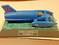 Donald Campbells Bluebird k7 model desk top 7