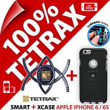 Tetrax Paquet Pour Apple IPHONE 6/6S Smart Voiture Support + Xcase Étui Housse