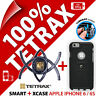 Tetrax Bundle for Apple iPhone 6 / 6S Smart In Car Holder + Xcase Case Cover