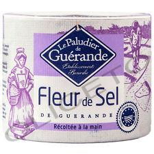 Fleur de Sel de Guerande IGP 125 g - Meersalz in der Dose - Le Paludier