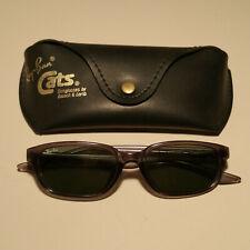 RAY BAN B&L RB2006 SideStreet W3093 Translucent Gray G15 Sunglasses Vintage RARE