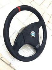 BMW  e34 e36 m5 m3 steering wheel suede alcantara m tech m technic with airbag