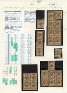 Malaya Kedah 1922 Selection of 24 x 1c Borneo Exhibition Mint Stamps, LOOK!