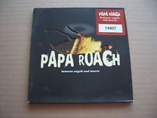 PAPA ROACH - BETWEEN ANGELS AND INSECTS - CD SINGLE IN A DOUBLE CARD SLEEVE