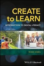 Ready, Set, Create : A Manual of Style for Multimedia by Renee Hobbs (2017,...