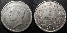 Belgique - Albert Ier - 5 Francs 1931 légende flamande - KM#98