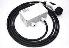 easy Ladestation / Wallbox 11kW. 3-Phasig / Typ 2 Stecker / 16A / 400V Wandlader