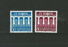 LIECHTENSTEIN 1984 CEPT, Europa,1959-1984 BRIDGES MNH(nl)