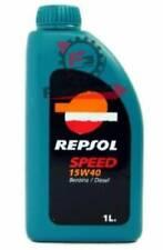 Aceites de motor Repsol 15W40 para vehículos