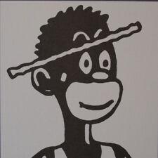HERGE (d'après) - TINTIN personnages (2) - 3 Lithographies EXLIBRIS #2011