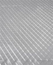 10' x 100' 6 Mil Clear Nylon String Reinforced Poly Sheeting