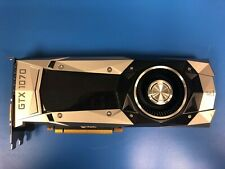 NVIDIA GeForce GTX 1070 8GB GDDR5 PCI Express 3.0 Video Card, Barely used