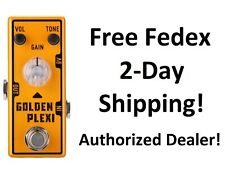 New Tone City T7 Golden Plexi Overdrive Guitar Effect Pedal