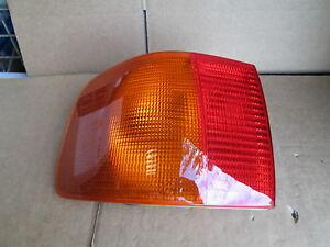 NEW GENUINE AUDI 100 BERLINA LEFT REAR OUTER LAMP LIGHT 4A5945217