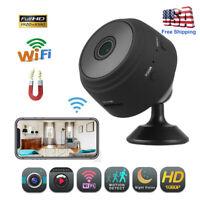 A9 WiFi Full HD 1080P Mini Night Vision Hidden Security Wireless IP Spy Camera