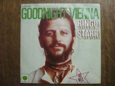 RINGO STARR 45 TOURS FRANCE GOODNIGHT VIENNA LENNON
