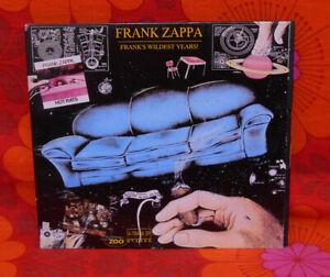 Frank Zappa – Frank's Wildest Years! Ep Promo