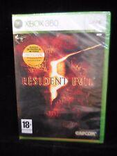 Pal version Microsoft Xbox 360 Resident Evil 5
